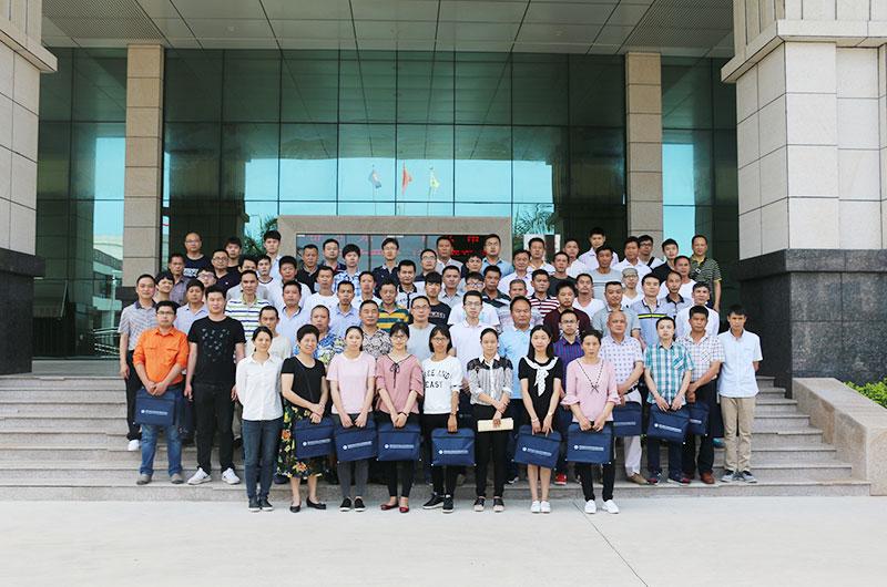 博罗县危化品企业安全生产应急管理培训班1